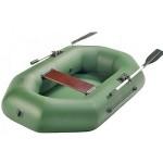 Лодка резиновая для рыбалки компактная