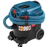 Прокат промышленного пылесоса. Аренда строительного пылесоса Bosch GAS 20 L 0.601.97B.000 в Чебоксарах