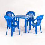Столы стулья пластиковая мебель